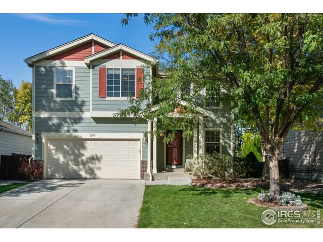 1747 Twin Lakes Cir, Loveland, CO 80538 (MLS #902823) :: Downtown Real Estate Partners