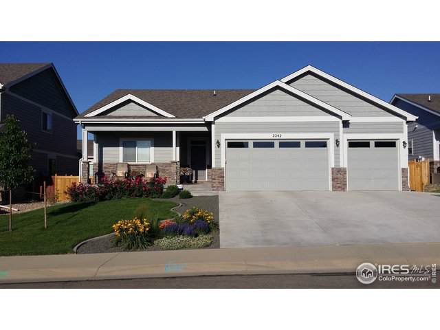 2242 73rd Ave Ct, Greeley, CO 80634 (#902829) :: milehimodern
