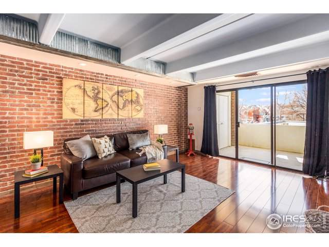 415 S Howes St #202, Fort Collins, CO 80521 (MLS #902885) :: Downtown Real Estate Partners
