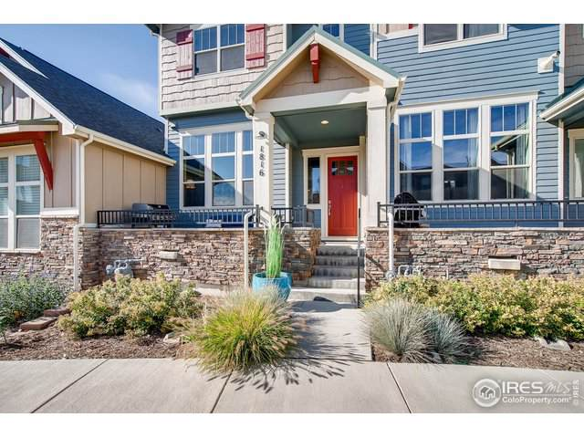 1816 Gallagher Ln, Louisville, CO 80027 (MLS #902900) :: Colorado Home Finder Realty