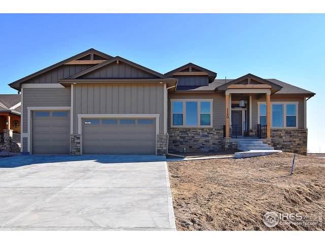 1120 Green Ridge Dr, Severance, CO 80615 (#902910) :: The Griffith Home Team