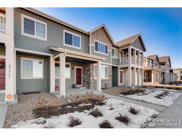 2361 Stage Coach Dr #B, Milliken, CO 80543 (MLS #902928) :: Downtown Real Estate Partners