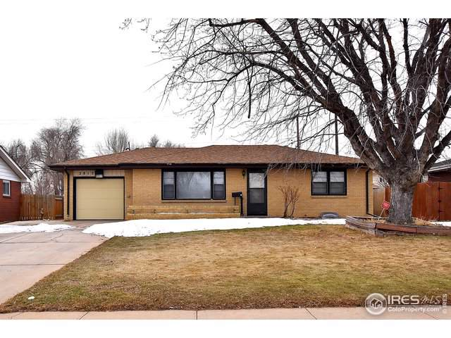 2812 W 6th St, Greeley, CO 80634 (MLS #902958) :: Colorado Home Finder Realty