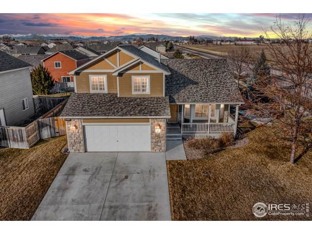 85 Summit View Rd, Severance, CO 80550 (MLS #902986) :: Bliss Realty Group
