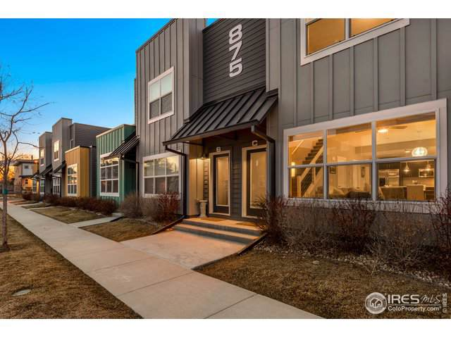 875 Baum St C, Fort Collins, CO 80524 (MLS #903003) :: Jenn Porter Group