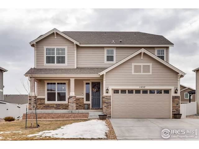 1537 Glacier Ave, Berthoud, CO 80513 (MLS #903008) :: Neuhaus Real Estate, Inc.