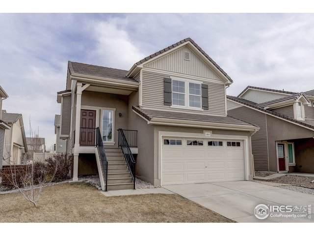3819 Arrowwood Ln, Johnstown, CO 80534 (#903033) :: The Griffith Home Team