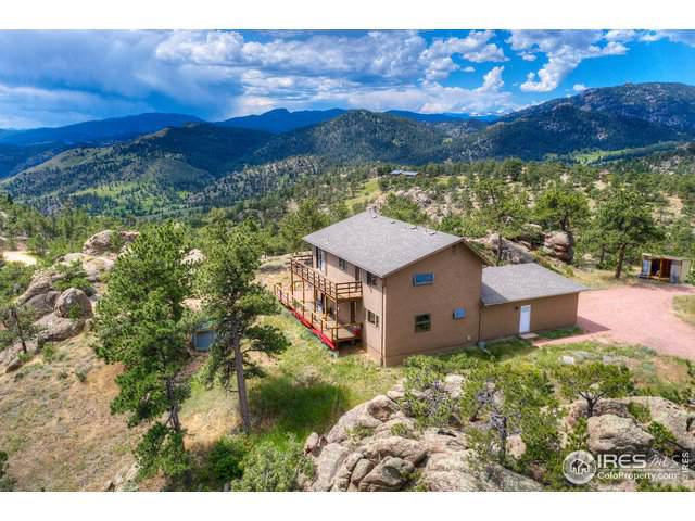 1893 Colard Ln, Lyons, CO 80540 (MLS #903050) :: Hub Real Estate