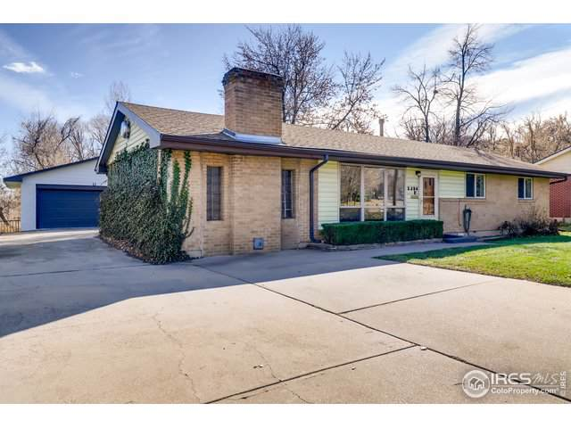2284 Edgewood Dr, Boulder, CO 80304 (MLS #903058) :: Downtown Real Estate Partners