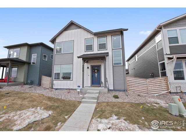 3039 Conquest St, Fort Collins, CO 80524 (MLS #903084) :: Downtown Real Estate Partners