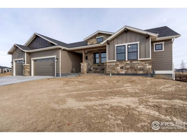 2760 Majestic View Dr, Timnath, CO 80547 (#903092) :: HergGroup Denver