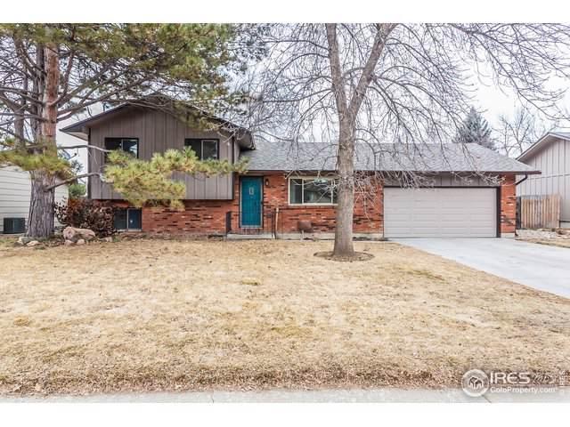 2806 Balmoral Dr, Fort Collins, CO 80525 (MLS #903097) :: Colorado Home Finder Realty