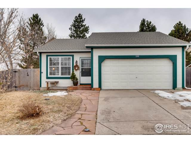 108 Regal St, Louisville, CO 80027 (MLS #903100) :: 8z Real Estate