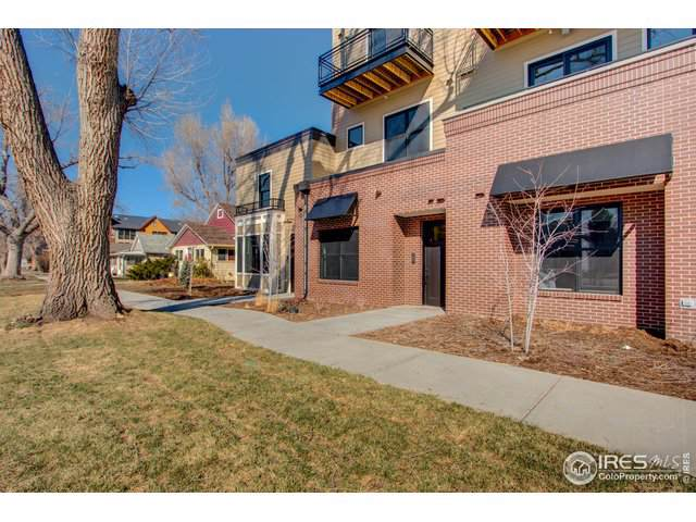 302 N Meldrum St #102, Fort Collins, CO 80521 (MLS #903116) :: Jenn Porter Group