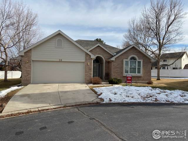 4250 W 16th St #10, Greeley, CO 80634 (MLS #903121) :: 8z Real Estate