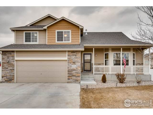 2553 Rosemary Ln, Mead, CO 80542 (#903126) :: The Dixon Group