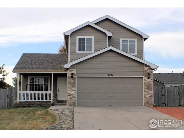 2700 Park View Dr, Evans, CO 80620 (#903151) :: The Griffith Home Team