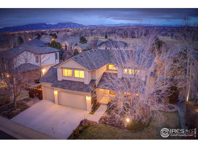 651 Saint Andrews Ln, Louisville, CO 80027 (#903163) :: The Griffith Home Team