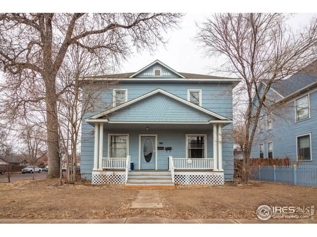 1131 8th St, Greeley, CO 80631 (MLS #903164) :: J2 Real Estate Group at Remax Alliance