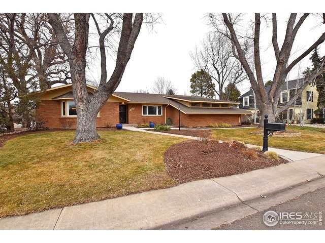 1100 Parkwood Dr, Fort Collins, CO 80525 (#903167) :: The Brokerage Group