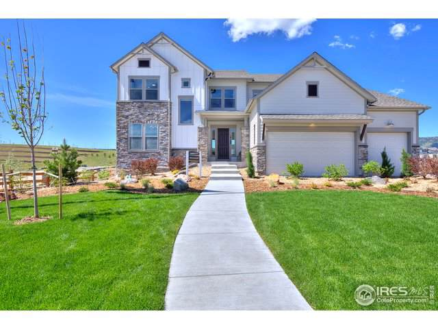 18188 W 95th Ave, Arvada, CO 80007 (MLS #903196) :: Colorado Home Finder Realty