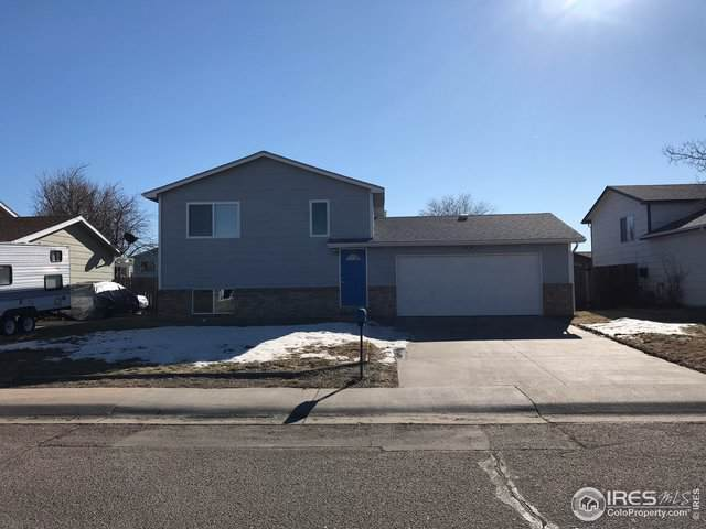 1616 41st St, Evans, CO 80620 (MLS #903236) :: Bliss Realty Group