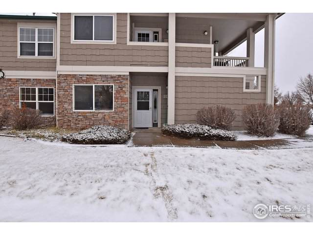 5225 White Willow Dr #120, Fort Collins, CO 80528 (MLS #903261) :: 8z Real Estate