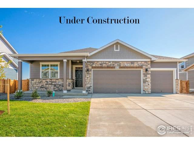 3253 Meadow Gate Dr, Wellington, CO 80549 (#903303) :: HergGroup Denver