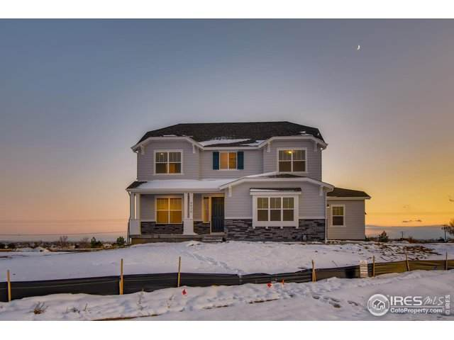 9820 E 160TH Pl, Brighton, CO 80602 (#903312) :: The Griffith Home Team