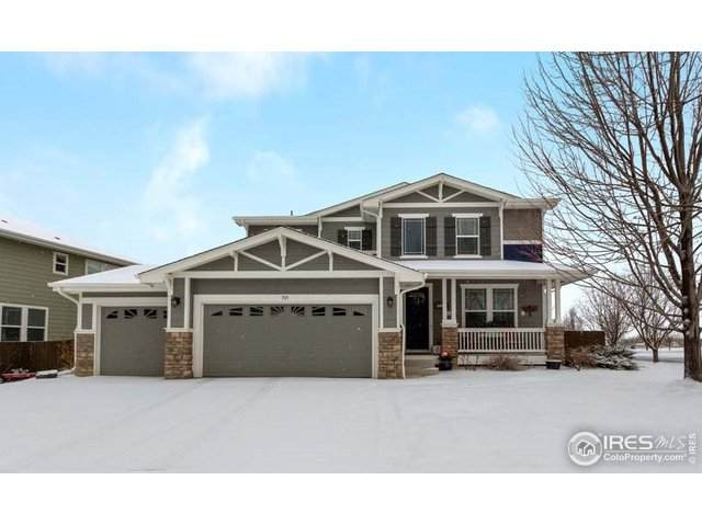 703 Heather Glen Ln, Fort Collins, CO 80525 (#903314) :: The Griffith Home Team