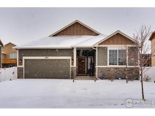 1601 Woodcock St, Berthoud, CO 80513 (MLS #903335) :: Kittle Real Estate