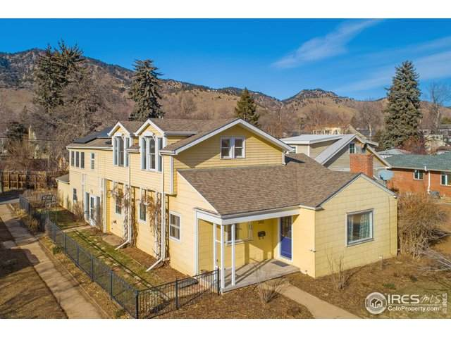 3103 Broadway St, Boulder, CO 80304 (#903349) :: The Griffith Home Team