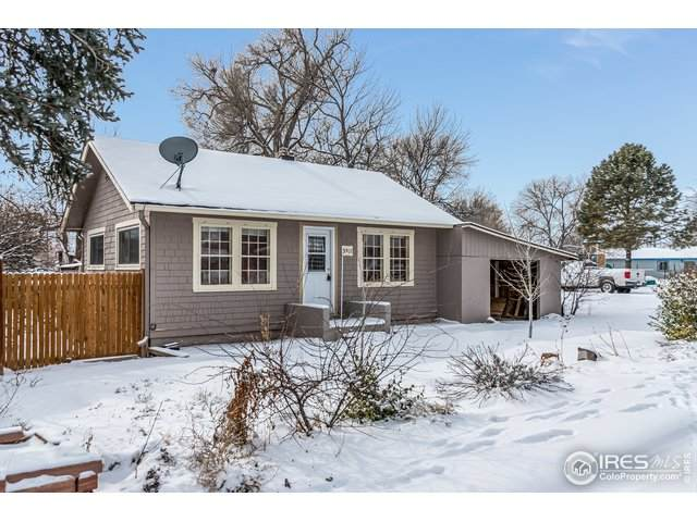 3901 Harrison Ave, Wellington, CO 80549 (MLS #903361) :: Hub Real Estate