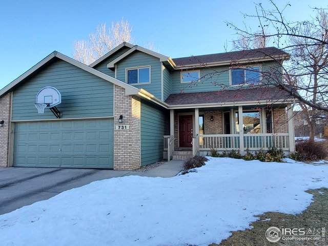 731 Benthaven St, Fort Collins, CO 80526 (MLS #903410) :: Colorado Home Finder Realty