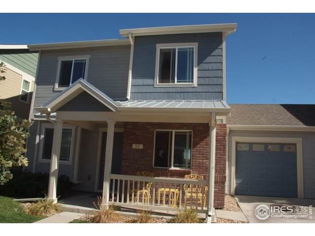 818 S Terry St #58, Longmont, CO 80501 (MLS #903440) :: Jenn Porter Group