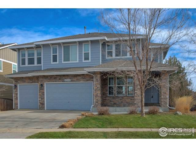 2355 Hickory Pl, Erie, CO 80516 (MLS #903457) :: Colorado Home Finder Realty
