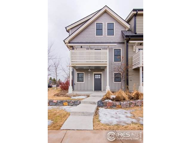 998 Elm St #8, Louisville, CO 80027 (MLS #903480) :: Colorado Home Finder Realty