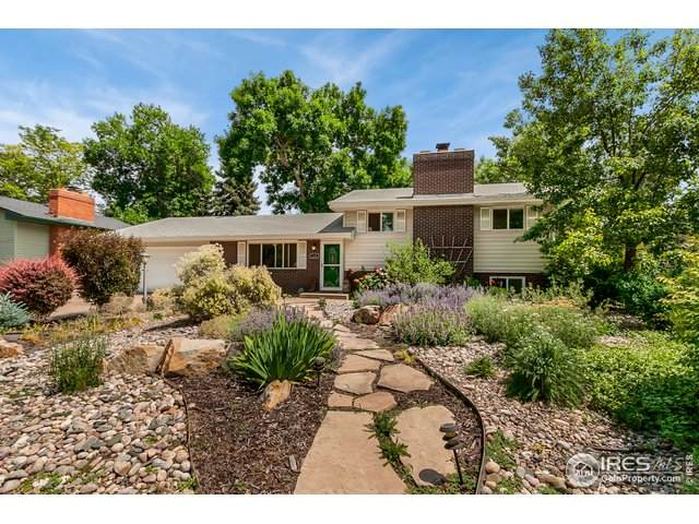 1108 Green St, Fort Collins, CO 80524 (MLS #903501) :: Downtown Real Estate Partners