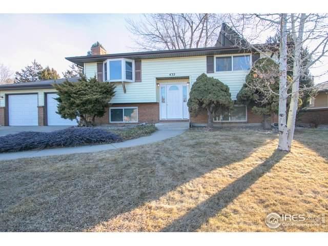 432 Newman Cir, Longmont, CO 80504 (MLS #903509) :: 8z Real Estate