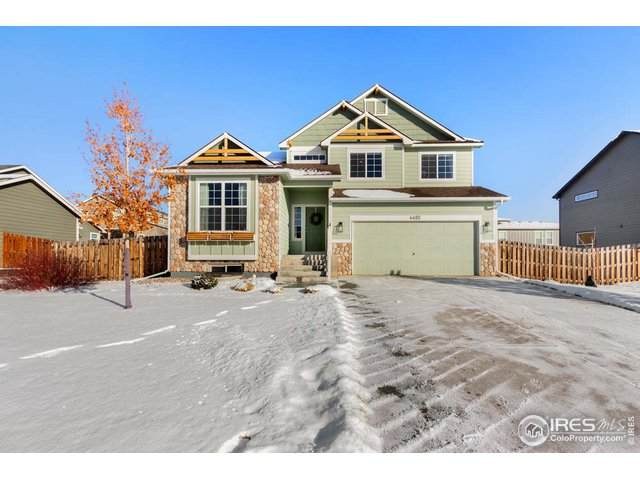 4492 Emerald Bay Ln, Wellington, CO 80549 (MLS #903574) :: 8z Real Estate