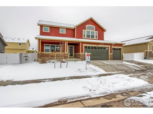 5472 Teton Dr, Frederick, CO 80504 (MLS #903615) :: Colorado Home Finder Realty