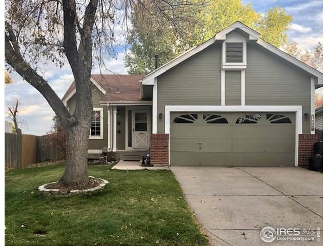 1246 W 132nd Pl, Denver, CO 80234 (#903618) :: The Griffith Home Team