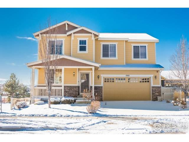 1353 Armstrong Dr, Longmont, CO 80504 (#903649) :: The Dixon Group
