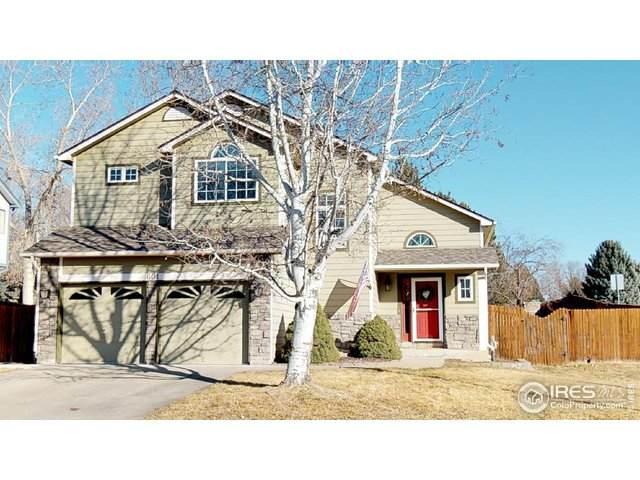 601 Rider Ridge Dr, Longmont, CO 80504 (MLS #903650) :: 8z Real Estate