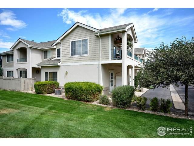 5151 Boardwalk Dr #4, Fort Collins, CO 80525 (MLS #903656) :: Downtown Real Estate Partners