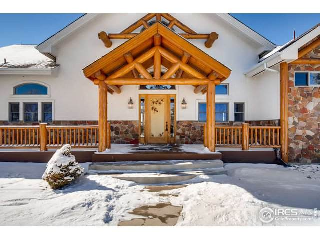 7626 E Greenland Rd, Franktown, CO 80116 (MLS #903666) :: 8z Real Estate