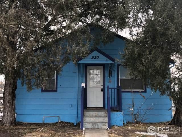 930 Grant St, Fort Morgan, CO 80701 (#903672) :: The Peak Properties Group