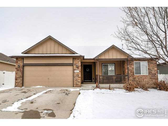 251 Alder Ave, Johnstown, CO 80534 (MLS #903674) :: Bliss Realty Group