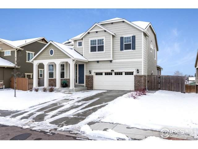 5402 E 140th Pl, Thornton, CO 80602 (MLS #903681) :: Colorado Home Finder Realty
