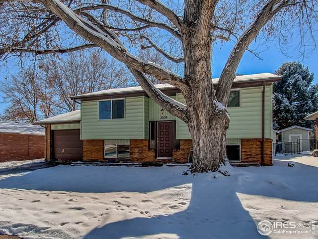 2008 31st St, Greeley, CO 80631 (#903712) :: The Griffith Home Team